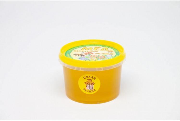 Мёд белая акация - 350гр.